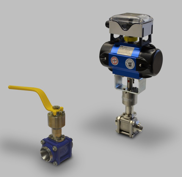 AWP Ball valves KV image 1