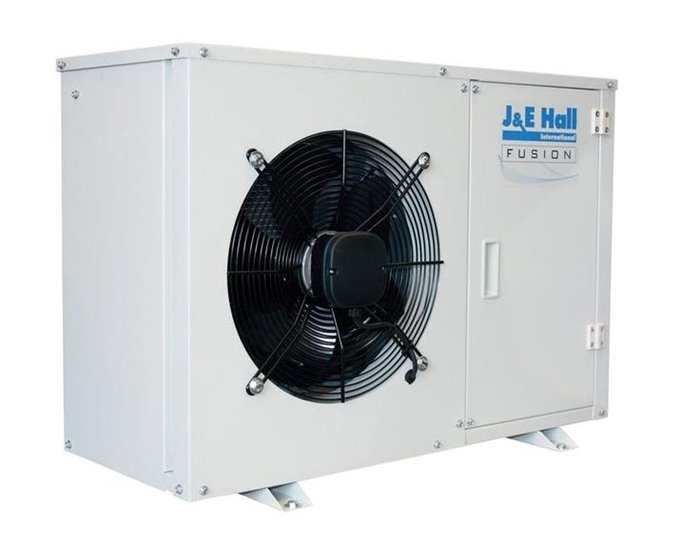 J&E Hall R407F MT Condensing unit image 1