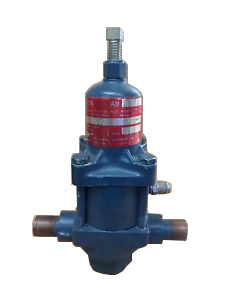 Thermofrost Control Valves